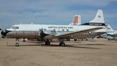 Convair 340 R4Y-1 / C-131F Samaritan in Tucson (J.Comstedt) Tags: aircraft flight aviation air aeroplane museum airplane us usa planes pima space tucson az convair 340 samaritan c131 r4y1 navy 141017