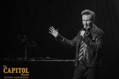 conan and friends 11.7.18 photos by chad anderson-7458 (capitoltheatre) Tags: thecapitoltheatre capitoltheatre thecap conan conanobrien conanfriends housephotographer portchester portchesterny comedy comedian funny laugh joke