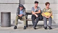 Happy Days 😆 (jaykay72.) Tags: london uk street candid streetphotography trafalgarsquare stphotographia