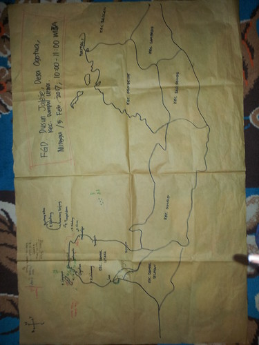 Tolitoli FGD (mapping)