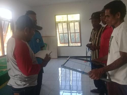 Pelatihan monitoring lamun Munaseli 3