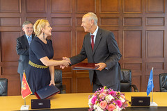 WIPO and Montenegro Sign MoU (WIPO | OMPI) Tags: assemblies bilateralmeeting directorgeneral francisgurry montenegro ompi wipo