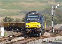 68034, Garsdale (Penmorfa's Photos) Tags: 68034 garsdale class68 settle carlisle