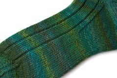 bmfa mppdx sock foot (thing4string) Tags: knit knitting handknit handknitted socks handspun handspinning wool superwash merino nylon bluemoonfiberarts bmfa fingering 3ply