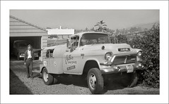 Vehicle Collection (8910) - GMC (Steve Given) Tags: workingvehicle automobile gmc truck pickup 1950s