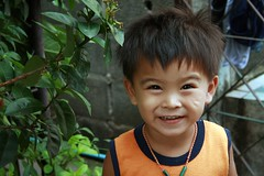 handsome boy (the foreign photographer - ฝรั่งถ่) Tags: handsome bangkhen child khlong thanon portraits bangkok thailand canon