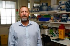 PROFILE: Dr David Hurwood (QUT Science and Engineering Faculty) Tags: dr david hurwood senior lecturer ecology molecular ec genetics biotechnology qut