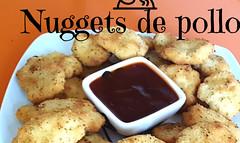 Como hacer nuggets de pollo caseros,increíbles lo buenos que salen (tone_michel) Tags: recetas de cocina
