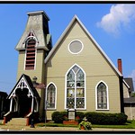 Springville New York - United Church of Christ - HIstoric Building thumbnail