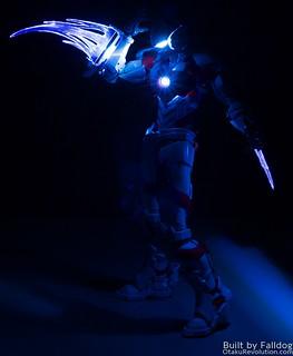 Model Principle Ultraman 2 by Judson Weinsheimer