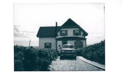 Race Point, Provincetown, MA (wildukuleleman) Tags: provincetown ma massachusetts race point lighthouse beach instax monochrome fuji fujifim