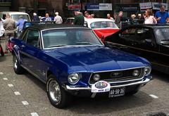 1968 Ford Mustang Convertible 4.9 V8 (rvandermaar) Tags: 1968 ford mustang convertible 49 v8 fordmustang sidecode1 import ar9836 rvdm