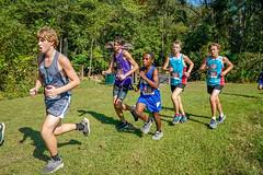 FLO05964 (chap6886@bellsouth.net) Tags: running run race girls boys team trees lake athletes action athletics america xc 5k highmiddleschool highschool