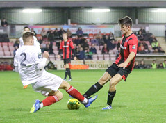 Lewes 3 Worthing 4 03 10 2018-35.jpg (jamesboyes) Tags: lewes worthing sussex football soccer fussball calcio voetbal amateur bostik isthmian goal score celebrate tackle pitch canon 70d dslr