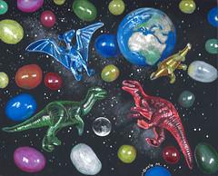 Dinosaur Dreams. (GayleMaurer006) Tags: