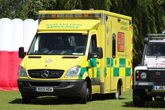 RX13 HOA (JKEmergencyPics) Tags: south east coast ambulance service secamb secas secambulance mercedes benz sprinter double crewed dca dma emergency paramedic rx13hoa rx13 hoa