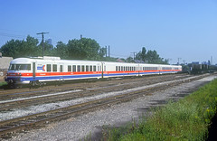 Amtrak Turbo 60 (Chuck Zeiler) Tags: amtrak turbo 60 railroad chicago train chuckzeiler chz