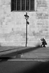 Shooting Light (jasoncremephotography) Tags: leicacl cl blackandwhite leica monchrome london