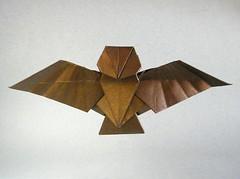 Owl - Ryosuke Sakurai (Rui.Roda) Tags: origami papiroflexia papierfalten búho mocho coruja hibou chouette eule gufo owl ryosuke sakurai