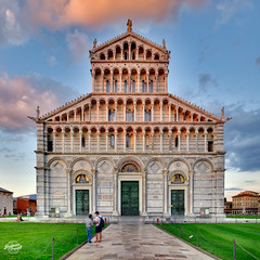20180619-pisa-01841-145-pano_web (derFrankie) Tags: 2018 a anyvision b bestofbest c d e f h hdr italien l labels landmarks m p panorama piazzadeimiracoli s ancienthistory arch baptistery basilica building byzantinearchitecture cathedral chapel church classicalarchitecture cloud daytime estate exported facade historicsite landmark medievalarchitecture palace placeofworship sky statelyhome symmetry ultraselect