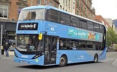 YN18SVZ Nottingham City Transport 441 (martin 65) Tags: enviro e400 enviro400 city mmc nottinghamshire nottingham biogas scania road transport public ciy vehicle bus buses