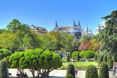 Parque del Buen Retiro, Madrid (M Malinov) Tags: madrid мадрид испания spain retiro парк city capital град столица eu европа park green залено europe