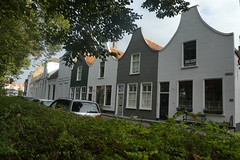 Traditional houses in Zeeland, NL (big moustache) Tags: housse street rue maison huis zierikzee zeeland zélande nederland netherlands paysbas