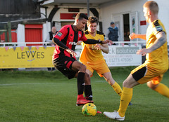 Lewes 2 Folkestone Invicta 0 20 10 2018-360-2.jpg (jamesboyes) Tags: lewes folkestoneinvicta football soccer fussball calcio voetbal amateur bostik isthmian goal score celebrate tackle pitch canon 70d dslr