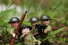 Insmouth (lego slayer) Tags: insmouth delta green cthulhu brickarms lego citizenbrick