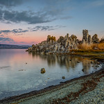 Mono Lake Fall Sunrise thumbnail