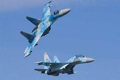 مقتل طيارين بتحطم مقاتلة في أوكرانيا (nashwannews) Tags: أوكرانيا الحلفالأطلسي تحطممقاتلة سقوططائرة كييف