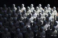 Jizo Bosatsu (Jizo Bodhisattva) (seiji2012) Tags: 鎌倉 石像 仏教 寺 kamakura statue hasetemple stone happyplanet