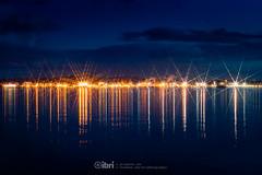 Kincardine Bridge - 28 Oct 2018 - 139-Edit.jpg (ibriphotos) Tags: kincardine kincardinebridge goldenhour bluehour river water riverforth reflection blue sunset evening sky sunsets