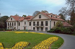 DSC_0391 (coolguide.cz) Tags: prague castle pražský hrad the royal garden královská zahrada ball game hall summer palace