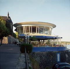 Rheinpavillion Bonn (tessar_man) Tags: rhine bonn 1960sarchitecture germany zeissikon superikonta tessar