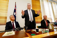 Scott Morrison is urging MPs to 'make the boat go faster' but he still faces drag — some of his own making (Hsnews.us) Tags: boat coalition drag faces faster federalgovernment labor leadership making malcolmturnbull morrison mps scott scottmorrison tonyabbott urging