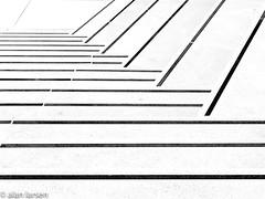 Abstract - Museum of Liverpool (alanpl) Tags: albertdock liverpool merseyside minimal monochrome steps