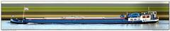 Tripang: Deze Kempenaar is 105 jaar! (Morthole) Tags: slitscan ship boat schip boot barge binnenvaart schiff rheinschiff tripang bulk vrachtschip schã¼ttgutfrachter