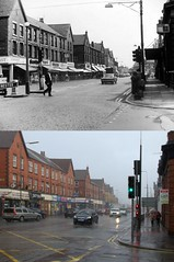 Kensington from Holt Road, 1970 and 2018 (Keithjones84) Tags: liverpool oldliverpool thenandnow rephotography