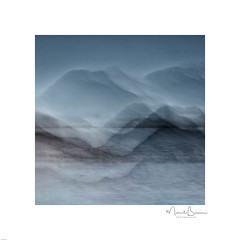 Stac Pollaidh Deja Vue (ICM & Me) Tags: achnahaird scotland 2018 icm intentionalcameramovement multipleexposure abstract abstrait flou