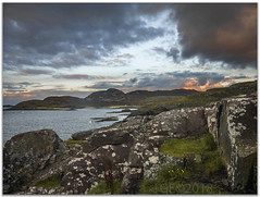 North West Coast Scotland (garethendsor7771) Tags: scotland wild weather north west water sea photoshop adobe sun cold dark rough terrain rocks panasonic g7