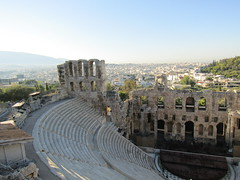 Odeon of Herodes Atticus (grahampaul78) Tags: theatre historic history view city greece athens