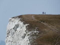 Cliff Walkers (Thomas Kelly 48) Tags: dorset walkers