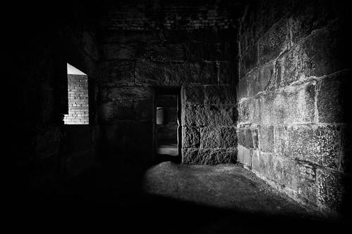 Lighting the Opposite Wall