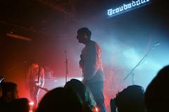 Foxing (Patrick_Lynch) Tags: film 35mm kodak concert rock punk emo bands music night