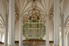 Görlitz (franzmarkus) Tags: gotik gewölbe görlitz germany sachsen neisse neisseradweg deutschland architektur kirche nikon d600 fx nikkor 2485mm barock orgel