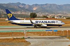 EI-FOG Boeing 737-8AS Ryanair AGP 22-09-18 (PlanecrazyUK) Tags: lemg malaga–costadelsolairport malaga costadelsol eifog boeing7378as ryanair agp 220918