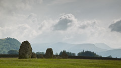 Stones (Future-Echoes) Tags: 4star 2014 castleriggstonecircle cloud cumbria landscape old stones thelakedistrict wall