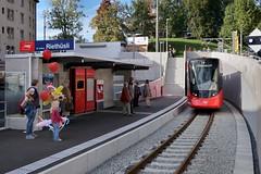 Appenzeller Bahnen - New Station Riethüsli