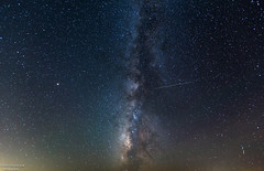 The Milky Way Galaxy (Maria Gemma - A Passionate Photographer) Tags: milkyway perseidmeteors galaxy constellation stars astrophotography
